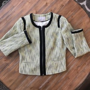 SALE BR Neon Tweed Jacket