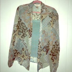 Nexx Tops - NEXX Blouse with Shell