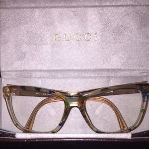 Barely worn GUCCI frames!