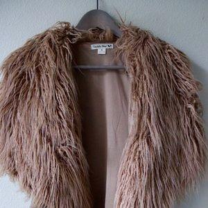 Double Zero Jackets & Blazers - Faux Fur Vest