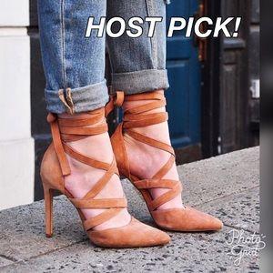 ❤️HOST PICK!❤️ Aldo Lace Up Heels