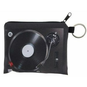 CLE Threads Handbags - Turntable Keychain Zipper Change & Card Pouch
