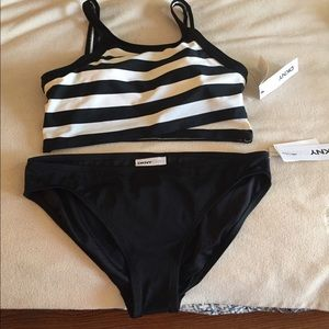 DKNY Other - SALE THIS WEEKEND! DKNY TANKINI/large/NWT