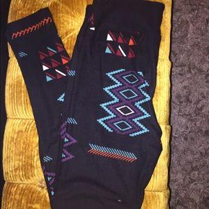 LuLaRoe Pants - Lularoe OS leggings