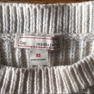 The Gap Sweaters - The Gap Cable Knit Pullover Sweater