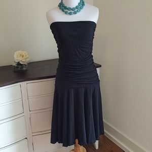 Aqua Dresses & Skirts - Aqua- Little black dress