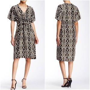 Acrobat Dresses & Skirts - ⭐️🎉HP 5/25🎉Acrobat Ikat Print Silk Dress Size S