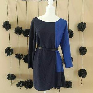 J. Crew Dresses & Skirts - J.Crew Size 12 Dress In Colorblock