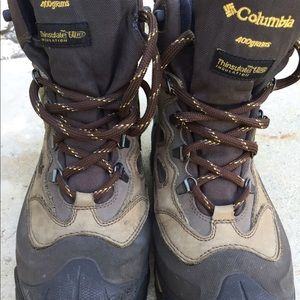 Columbia Other - 11 Columbia 400g Cold weather waterproof Boots