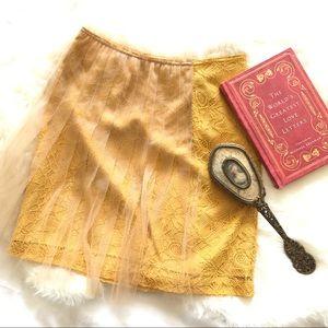 Rodarte Dresses & Skirts - Rodarte for Target Tulle and Lace skirt