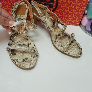 Tory Burch Shoes - Authentic tory Burch strappy sandals