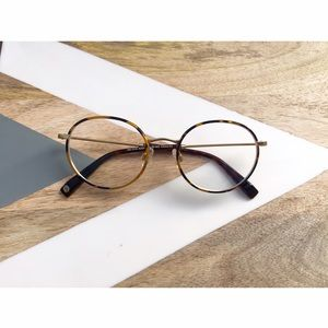 Warby Parker Accessories - Warby Parker Metal Frame Glasses Milton