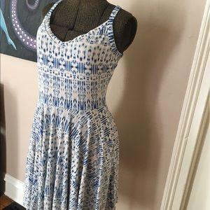 Cynthia Rowley Dresses & Skirts - Cynthia Rowley blue tie dye cotton medium dress
