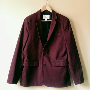 Other - Sons of Fortune Denton Blazer in Wine - Men's