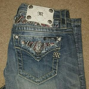 Miss Me Jean's size 27 FINAL PRICE