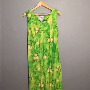 Jessica Howard Dresses & Skirts - *50% OFF BUNDLES* Maxi dress lemon print
