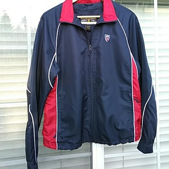 80833edec9b Jackets   Blazers - USTA Tennis Custom-Made Jacket