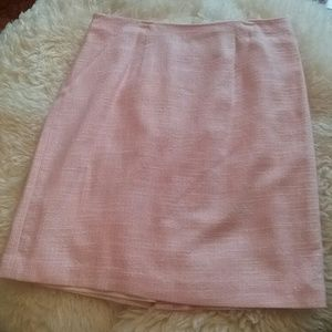 Laura Scott Dresses & Skirts - LAURA SCOTT PINK SKIRT