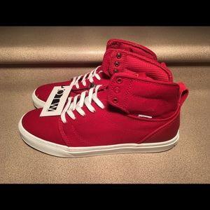 Vans Other - New Vans OTW Alomar Red/White Shoes Mens Size 11.5