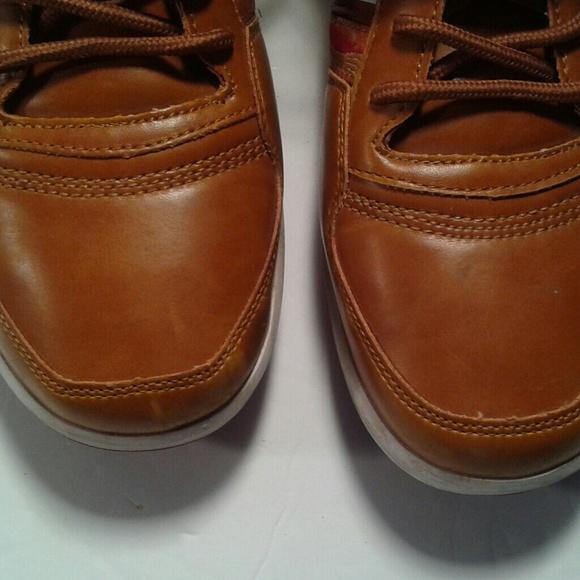 Coogi High Top Shoes