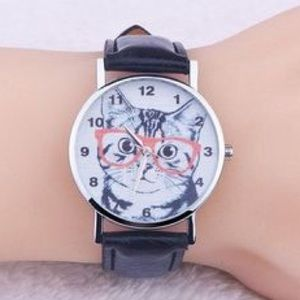 Accessories - Nerdy Cat Watch