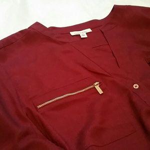 Calvin Klein tunic-length top