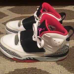 Nike Other - Nike Air Jordan son of Mars Hot Lava size 9.5 mens