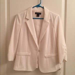 Jessica Howard Jackets & Blazers - White Jessica Howard Blazer