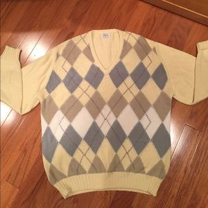 Cotton Harrods men's sweater.