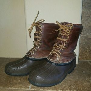 Schnee's Other - Schnee's Pac Boots Thinsulate Lining Men Size 9