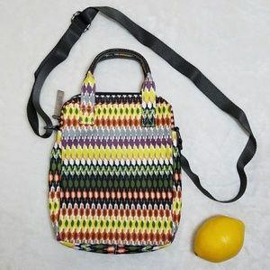 Echo Handbags - Echo Boho Snakeskin Tablet Case Crossbody M7