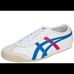 Onitsuka Tiger Shoes - Authentic ONITSUKA TIGER Mexico 66 white sneakers