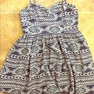 Hippie Rose Dresses & Skirts - Aztec tunic