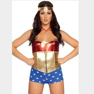 Roma Other - Roma Wonder Woman Costume