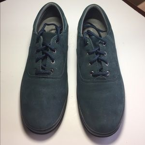 Easy Spirit Shoes - Blue suede shoes! In good condition.