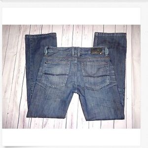 Buffalo David Bitton Other - Men's BUFFALO Low DRIVEN Straight Jeans! 32 x 31