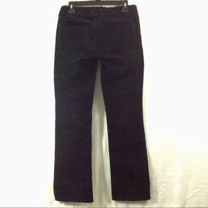J. Crew Pants - J. Crew Favorite Fit navy blue Corduroy Jeans