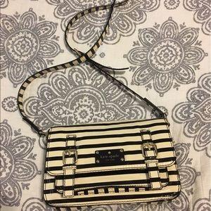 Kate Spade Wellesley Striped Crossbody Bag