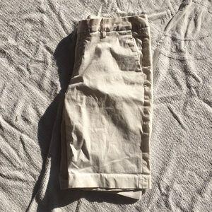 Banana Republic Ryan Fit Trouser Shorts