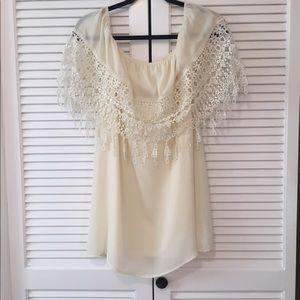 Dresses & Skirts - Off the shoulder dress