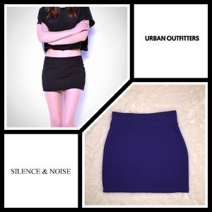 Urban Outfitters Dresses & Skirts - $4 SALE! Urban Outfitters Purple Mini skirt