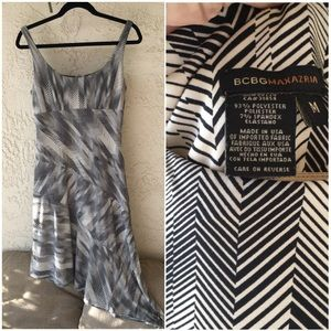BCBG Asymmetrical Dress