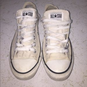 All Star Off White Converse