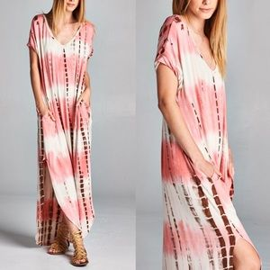 Bellanblue Dresses - 🆕CHENELLE boho chic dress - CORAL
