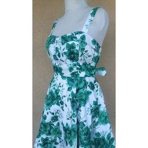 Vintage Dresses & Skirts - Swing style 50s Mini Dress