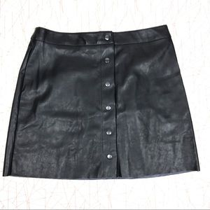 Saks Fifth Avenue Dresses & Skirts - Saks Fifth Ave Moto skirt