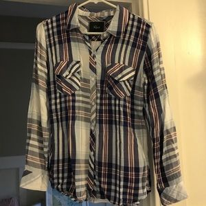Rails Tops - Rails Flannel