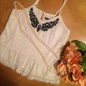 Love Culture Tops - 🔱Classy~ So Feminine🔱 Gorgeous Lace Top