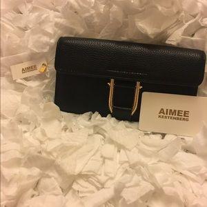 Aimee Kestenberg Handbags - Brand new black Aimee Kestenberg wallet