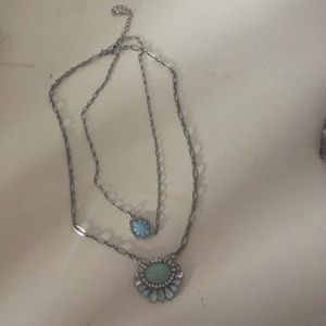 Chloe + Isabel Jewelry - Chloe and Isabel blue and turquoise necklace